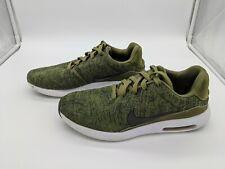 I'm sleepy tail lung  Nike Air Max Modern Flyknit Sz 11 Rough Green Black White Running 876066  300 for sale online | eBay