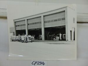 VINTAGE-US-AIR-FORCE-443RD-PHOTO-PICTURES-1940-039-S-443RD-FIELD-MAINT-BUILDING