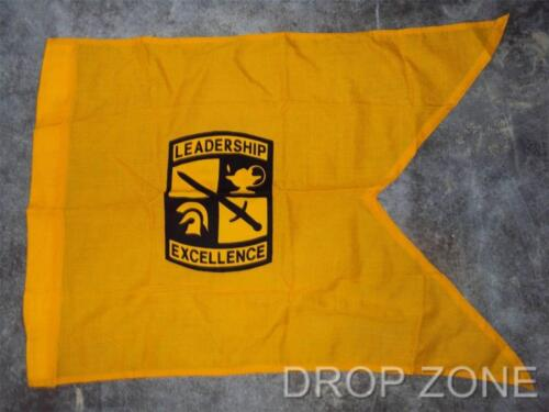 Leadership Excellence Guidon Flag US Military Reserve Officers Training Corps