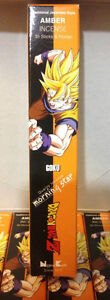 Dbz-Incienso-Japones-Dragonball-Z-Goku-Ambar-35-Varillas-Incienso