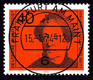 791-Vollstempel-gestempelt-EST-Ersttag-mit-Gummi-BRD-Bund-Deutschland-1974