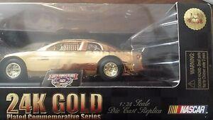 1996 CHEVY #41 24K GOLD 1-24 50TH ANNIVERSARY NASCAR RACING CHAMPIONS 106BB16