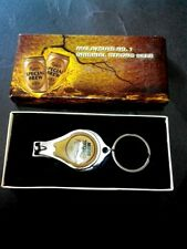 MALAYSIA CARLSBERG SPECIAL BREW NAIL CLIPPER / KEY CHAIN SET BREWERY BEER