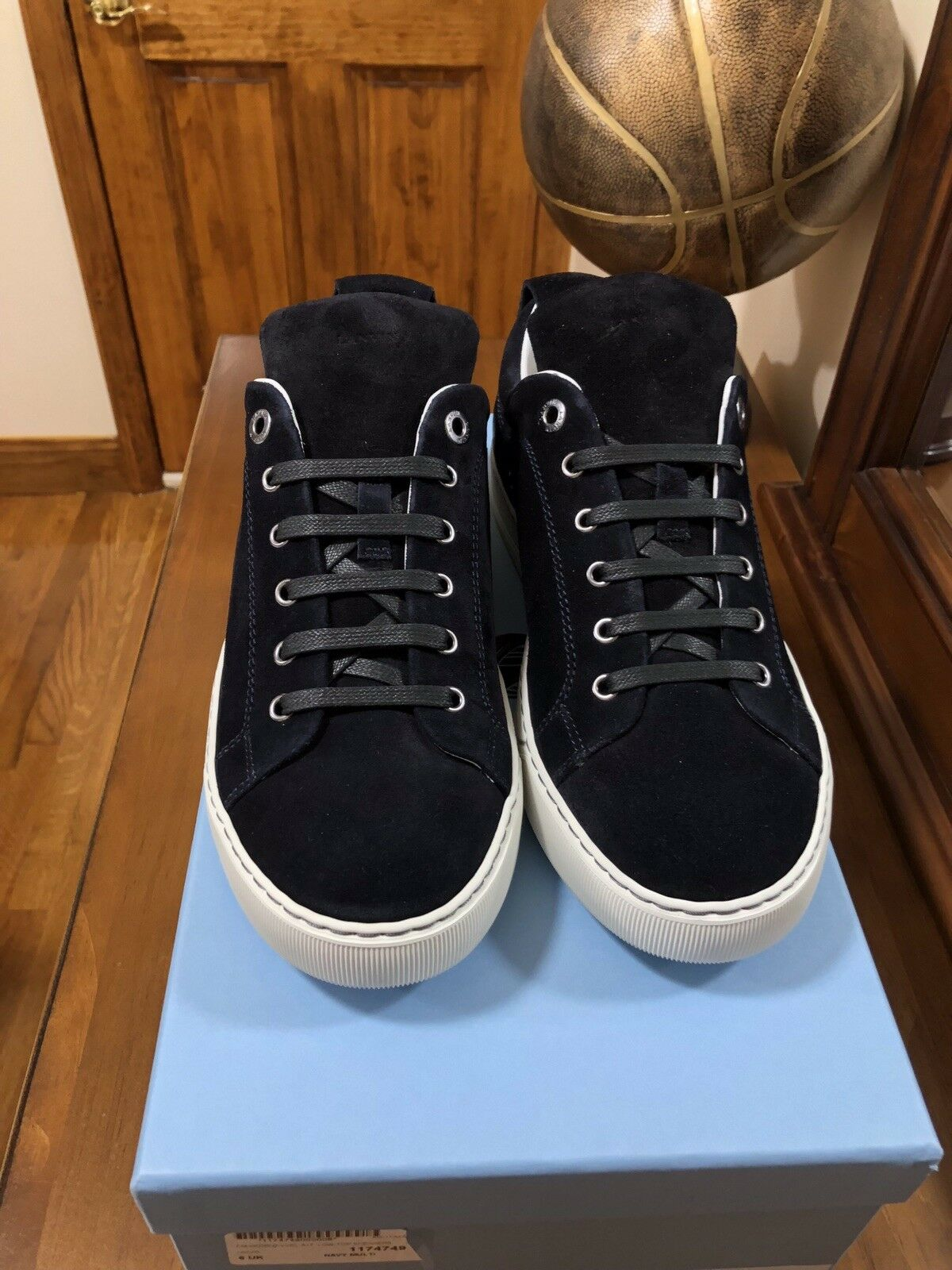 Lanvin Sneakers Men's size 7 US 6UK.