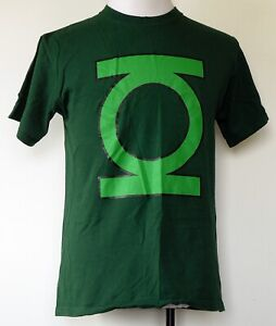 GREEN LANTERN LADIES T SHIRT  COMIC INSPIRED BIG BANG SYMBOL SHELDON TOP S-XXL