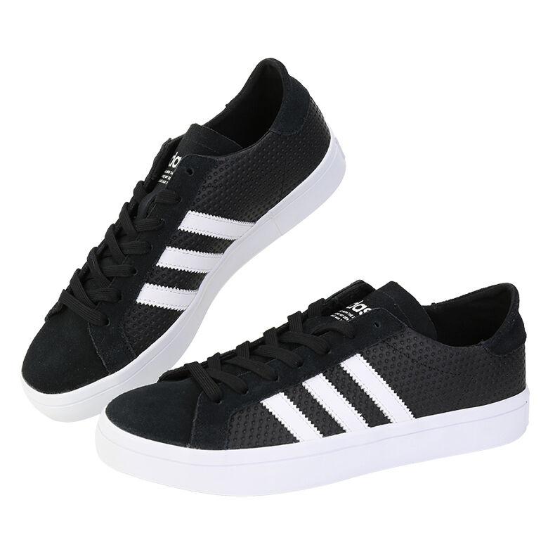 Adidas Eredeti Bíróság Vantage Sneakers BB5205 Cipők Skateboard Black