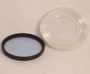 NIKON-52mm-B2-Light-Blue-Lens-Filter-Japan-in-case-Genuine-Nikkor-9217018