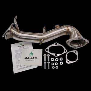 Details about VW Golf Mk5/Jetta/Touran 1 4 TSi Turbo Exhaust Downpipe,  Decat, 05-08