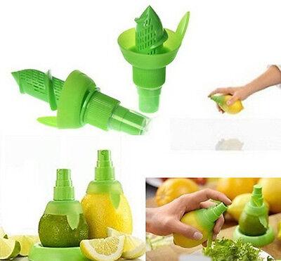 Fruit Spray Tool Juice Extractor Juicer Lemon Orange Lime Sprayer Kitchen Tool