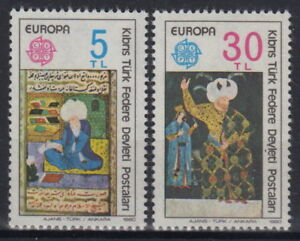 CEPT-Ausgabe-TURKISCH-ZYPERN-1980-Satz-postfrisch-MW-6-2Y-31-9-1