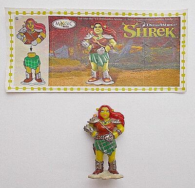 """Shrek 4 Ferrero  /"""" Drache DE269 /"""" mit  BPZ"""