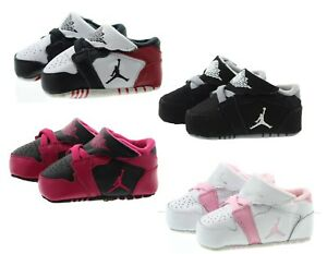 e5d810515780 Nike 370305 Infant Toddler Kids Boys Girls Air Jordan 1st Crib Shoes ...