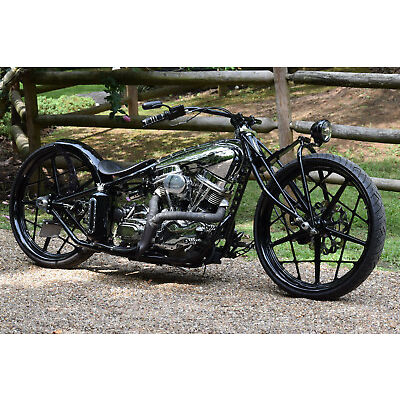 2016 Custom Built Motorcycles Bobber