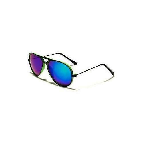 80s Mens Womens Retro Vintage Classic Fashion Designer Aviator Sunglasses Color