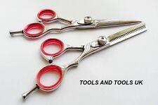 5.5'' Friseur Haarschere Set / Set Schere Friseur Hochglanz Poliert+ TASCHE