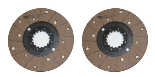 52 80 82 180mm 1 Paar Bremsscheiben Belarus MTS 50