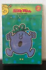 RARE LITTLE MISS NAUGHTY Roger Hargreaves 1996 MOUSE MAT PAD NEW ON CARD Made UK