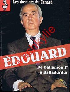 Les-dossiers-du-canard-n-53-du-10-1994-Edouard-Balladur-Sarkozy