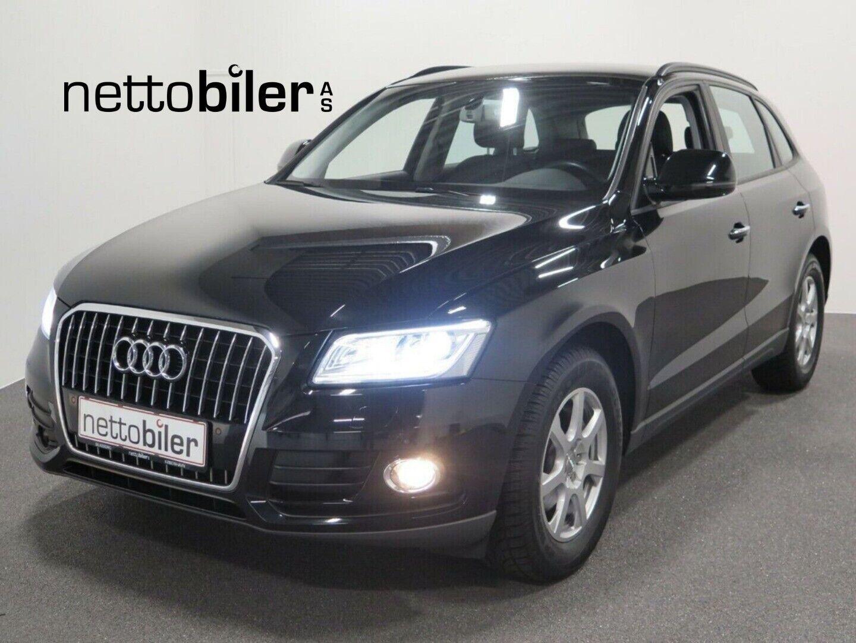 Audi Q5 2,0 TDi 190 S-tr. 5d - 409.900 kr.