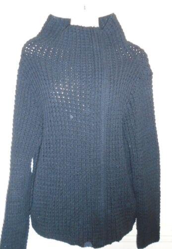 cotone Gap Full 100 Zip con medio cerniera Blu scuro Taglia 5IwBwq