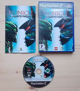 Bionicles-Heroes-Complet-Sony-PS2