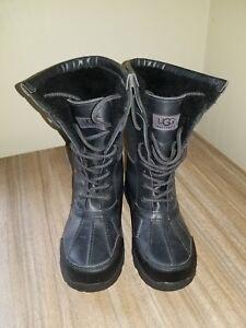 UGGS-Adirondack-US-Women-039-s-Size-4-Boots-EU-size-34-Big-kids-size-2-Bella-boot