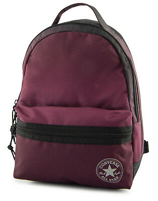 Converse Gradient Mini Backpack Burgundy