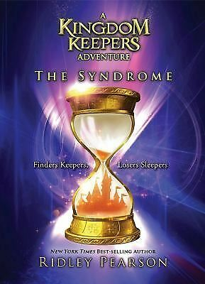 Kingdom Keepers Ser.: The Syndrome by Ridley Pearson (2015, Hardcover)