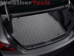 Image Is Loading Weathertech Cargo Liner Trunk Mat For Hyundai Sonata