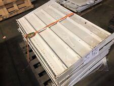 Gondola Store Shelving 48 X 31 White 9 Available Used