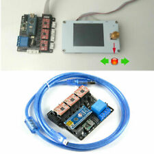 Usb 3 Axis Stepper Motor Driver Control Board For Grbl Laser Engraving Machine