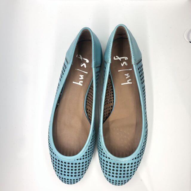 French Sole FS//NY Womens Anaconda Ballet Flat