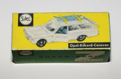 Reprobox Siku V 272 Opel Rekord Caravan