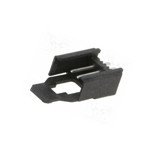 12x 2.5msf03 hembra tubería-placa masculino mini módulo 2,5mm pin 3 THT Lumberg