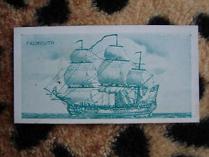 Cigarette-Card-Dominion-Old-Ships-Third-Series-1936-No-1
