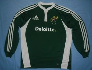 Munster Association of Referees / 2007-2008 - ADIDAS - MENS LS Shirt / Jersey. L - Poland, Polska - If an item is to be returned because you changed your mind (you do not like the color, size etc), you will have to cover the return shipping's fee. I do my best to describe the listed stuff as well as possible and the exact size numbers a - Poland, Polska