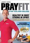 PrayFit 33 Day Total Body Challenge 0031398146148 With Jimmy Pena DVD Region 1