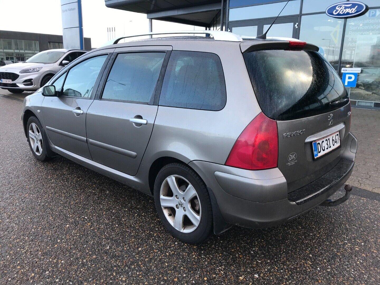 Peugeot 307 2,0 SW - billede 8