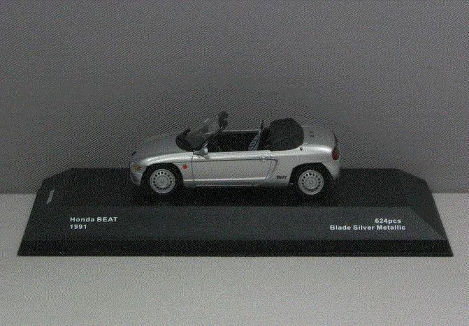 Honda Beat 1991 - 1 43 - J -samling