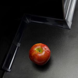 23mm noir coulisse pour plan de travail contre l 39 eau pvc 0. Black Bedroom Furniture Sets. Home Design Ideas