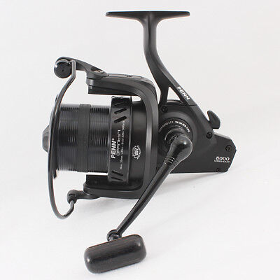 1404623 PENN Affinity II 8000 LC Black Fishing Reel