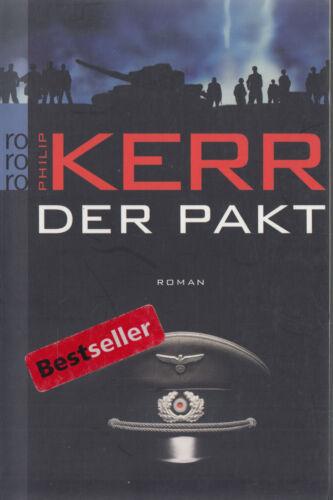 1 von 1 - ro- t 24206 KERR : DER PAKT