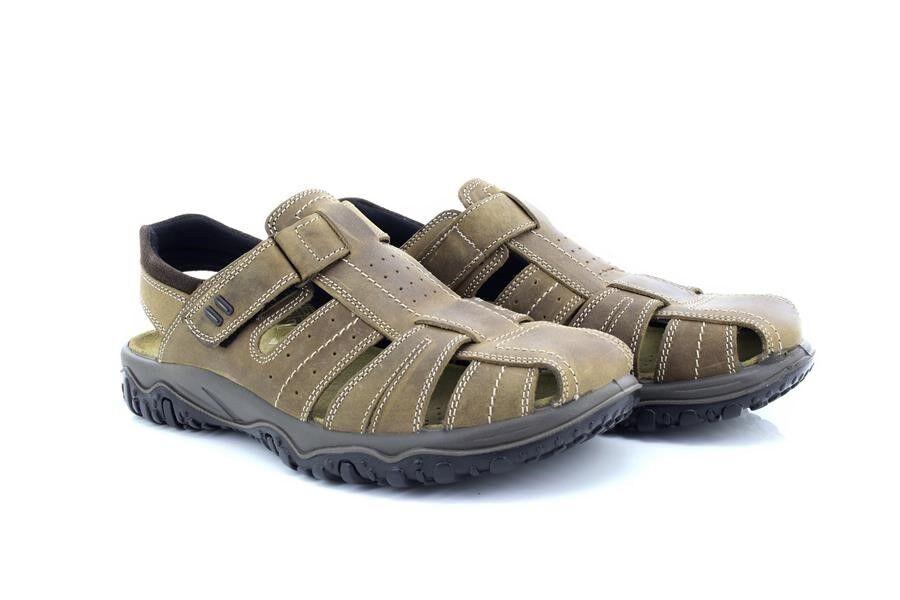 Da Uomo iMac M136 Estate Sandali Misure Tocco Fissaggio Sport Sandalo | Un equilibrio tra robustezza e durezza  | Uomo/Donna Scarpa