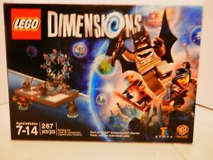 LEGO-Dimensions-267-Pieces-NEW-SEALED-Lego-Starter-Pack-Batman-Free-Shipping