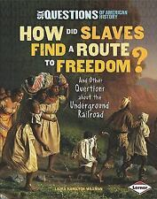 How Did Slaves Find a Route to Freedom?: And Other Questions about the Undergro
