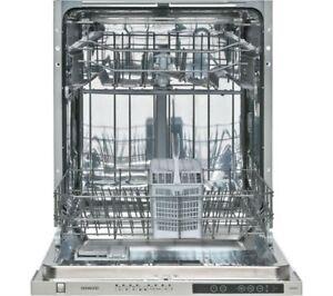 KENWOOD KID60S18 Full-size Fully Integrated Dishwasher - Currys
