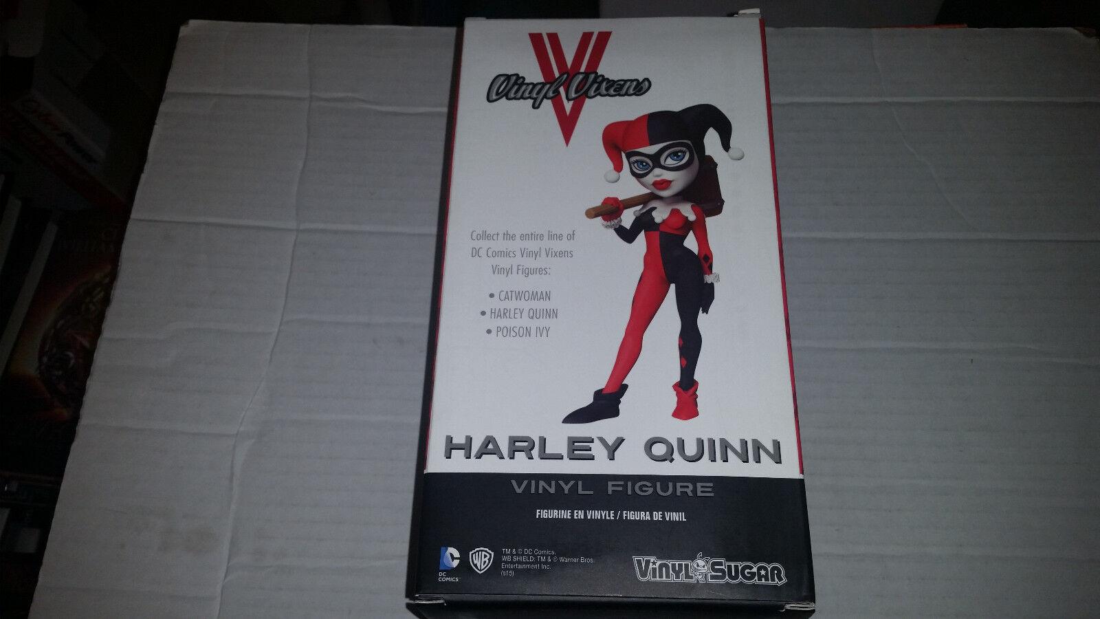 Vinyl Vixens Harley Quinn NEW SEALED Funko Funko Funko 05f80c