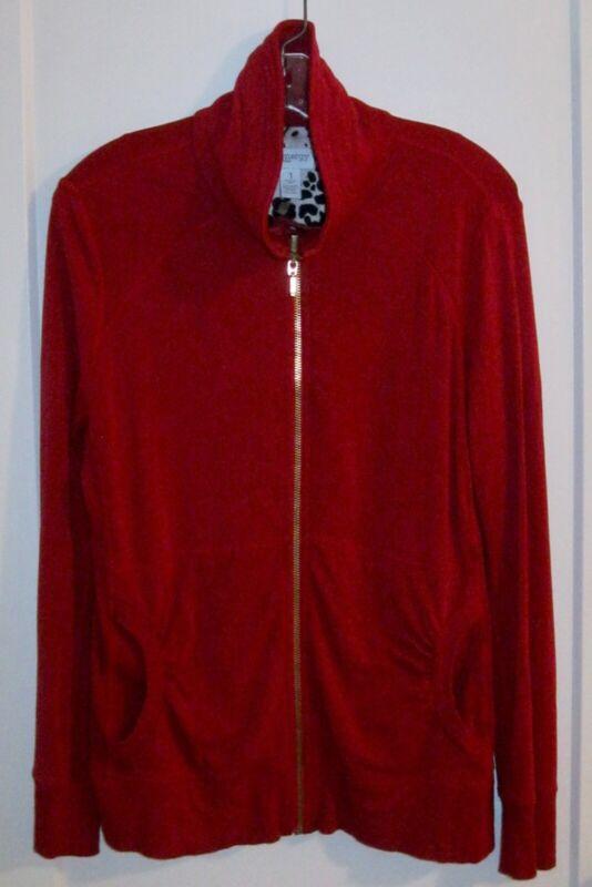 Chico's Zenergy Activewear Jacket Size 1