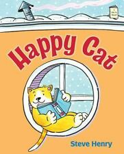 I Like to Read®: Happy Cat by Steve Henry (2014, Picture Book)
