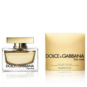 THE ONE DOLCE   GABBANA - Cologne   Perfume EDP 75 mL - Woman ... 02d78e711864